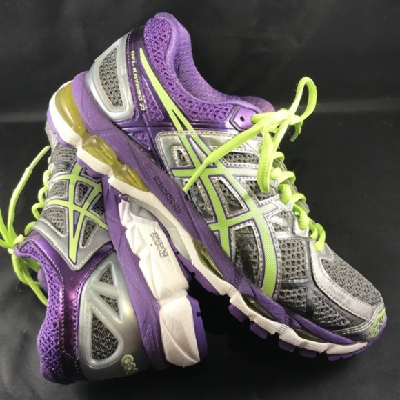 2200eb002c96 Asics Shoes - XLNT Asics Gel-Kayano 21 womens 8.5 Medium Grey